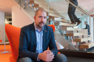 Van Hoof: 'Bouwers en ingenieurs moeten een soort Google worden'