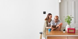 Een slimmer, comfortabeler en veiliger huis: de Lyric-serie van Honeywell