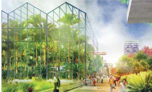Aanbesteding floriade 2022