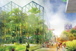 Almere kiest Amvest voor bouw flex-Floriade 2022