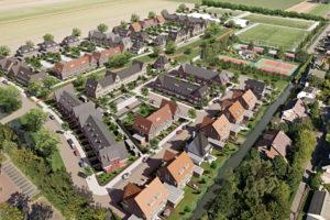 De Jonge Veenen: wonen met zicht op de polders