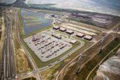 HB Truckwash Maasvlakte bouwt grootste wasstraat Nederland