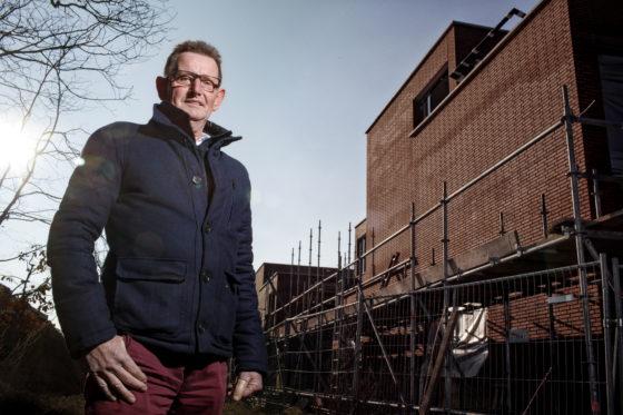 'Metselaars vergrijzen in rap tempo, noodplan nodig'