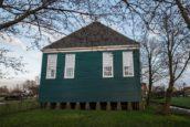 Funderingsherstel historische schuurkerk