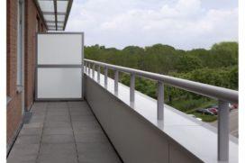 Privacyschermen voor balkons, tuinen of galerijen