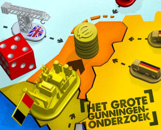 Buitenlandse bouwers boeren goed bij Rijkswaterstaat: Belgen zegevieren
