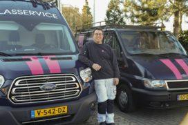 De geschiedenis van schilders- en glaszettersbedrijf Kok Renkum: van handkar tot fancy bouwbus