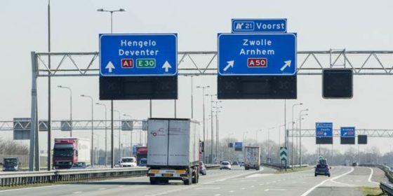 Heijmans pakt als 'beste partij ' A1 Apeldoorn – Azelo voor 127 miljoen