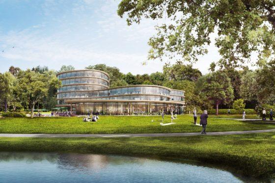 JP van Eesteren start met bouw duurzaam hoofdkantoor voor Triodos
