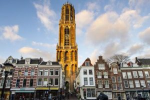 Sprinklers en sensoren bewaken renovatie Utrechtse Dom