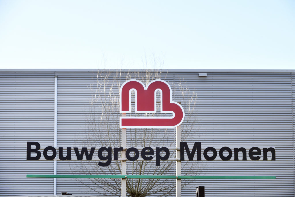 Bouwgroep Moonen failliet als gevolg van stijging bouwkosten