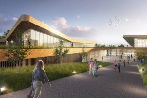 Kerkrade werkt aan megagroot sportcomplex met woningen