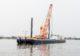 Doop kraanschip op LNG is startpunt voor verduurzaming vloot Van Oord