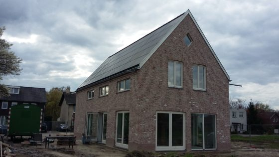 Huis van de toekomst: 'dus zo kun je zonnepanelen mooi wegwerken'