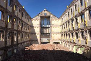 BAM komt mankracht tekort voor verbouwing voormalige gevangenis