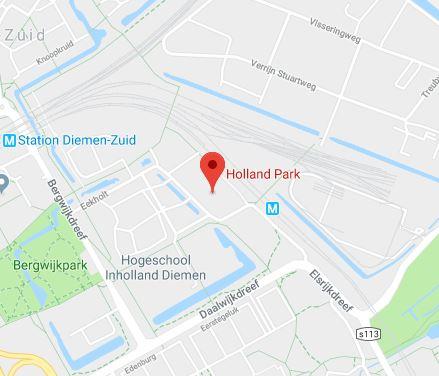 Meer informatie over woningbouwproject Holland Park