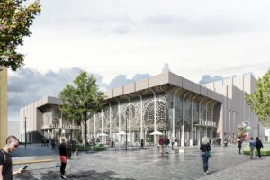Kunstenpand: nieuwe culturele hart van Rotterdam Zuid