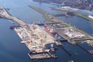 BAM, VolkerWessels rond met banken over financiering zeesluisproject