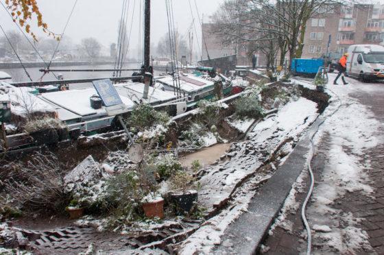 Veel mis met kades en bruggen Amsterdam