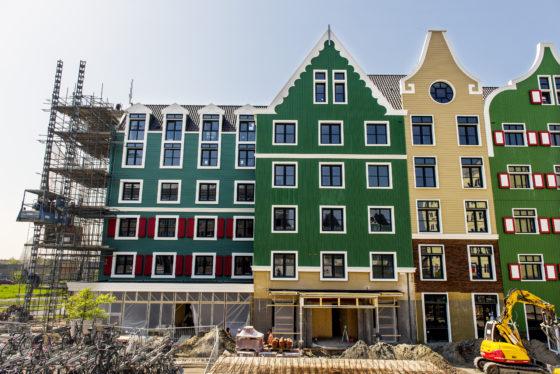 Klad in verkoop nieuwbouwhuizen door nieuwe bouwcrisis (tekort aan bouwvakkers, materialen en bouwlocaties)