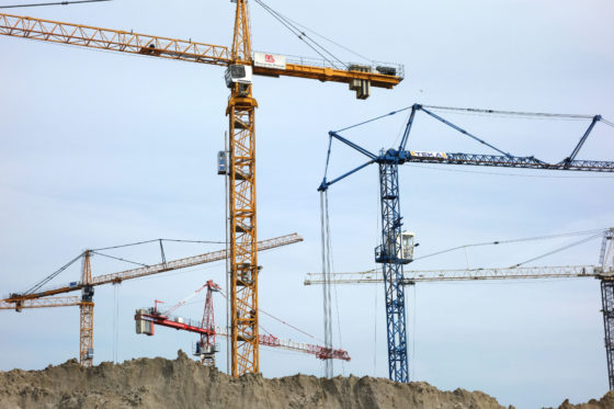 200 bouwbedrijven failliet in eerste halfjaar 2018, toch groeit sector als kool