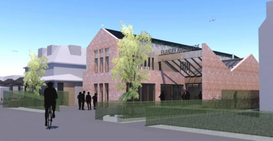 Schiermonnikoog werkt aan nieuw bezoekerscentrum in dorpshart
