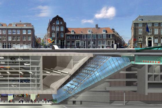 Zijn bouwtenders wel aantrekkelijk genoeg? Amsterdam extra alert bij 3 parkeergarages