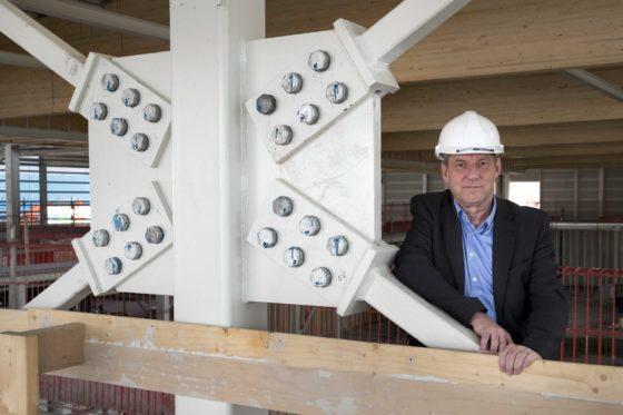 CVW-directeur Jan Emmo Hut terug naar de aannemerij: 'Ik hou wel van een uitdaging'