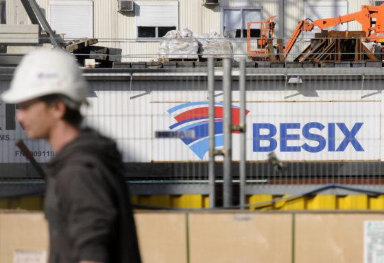 Besix ziet orderboek naar recordhoogte stijgen; zorgen over groeivertraging