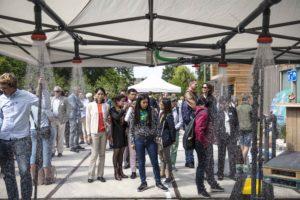 WaterStraat slaat brug tussen laboratorium en openbare ruimte