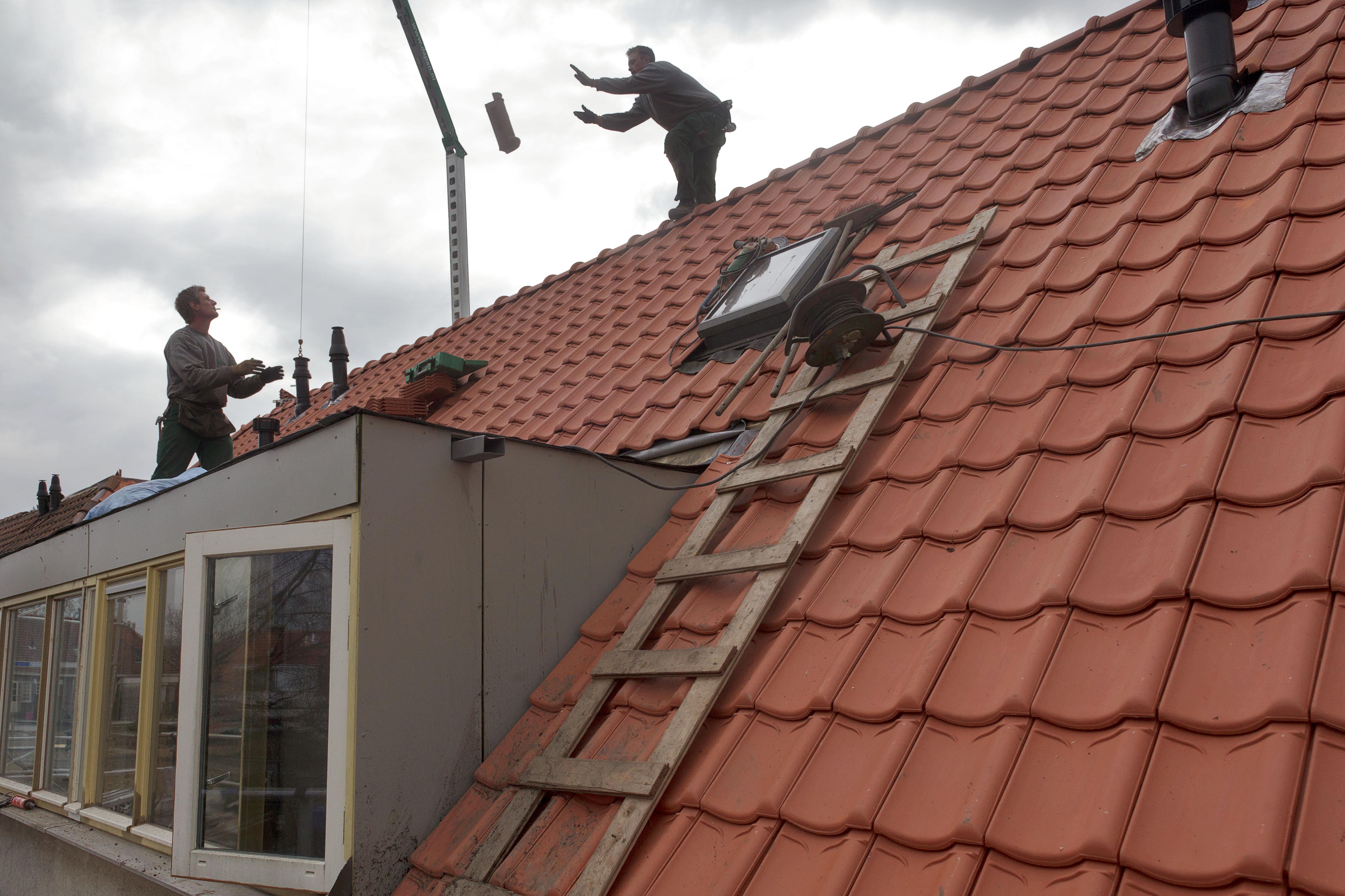 Veiligheid in de bouw: werken op hoogte