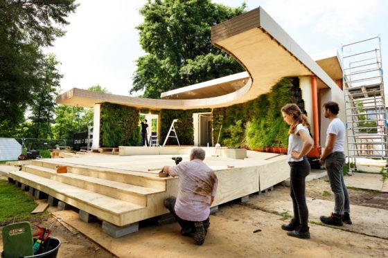 Sociale duurzaamheid minstens zo belangrijk bij Nederlandse inzending solar decathlon Dubai