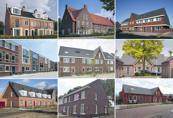 Kleine revolutie in de woningbouw begint in het zuiden