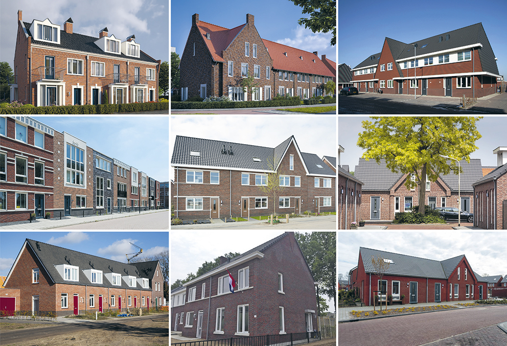 Tien zuidelijke corporaties jagen industrialisatie aan door drieduizend nieuwbouwwoningen te bestellen op de conceptenboulevard