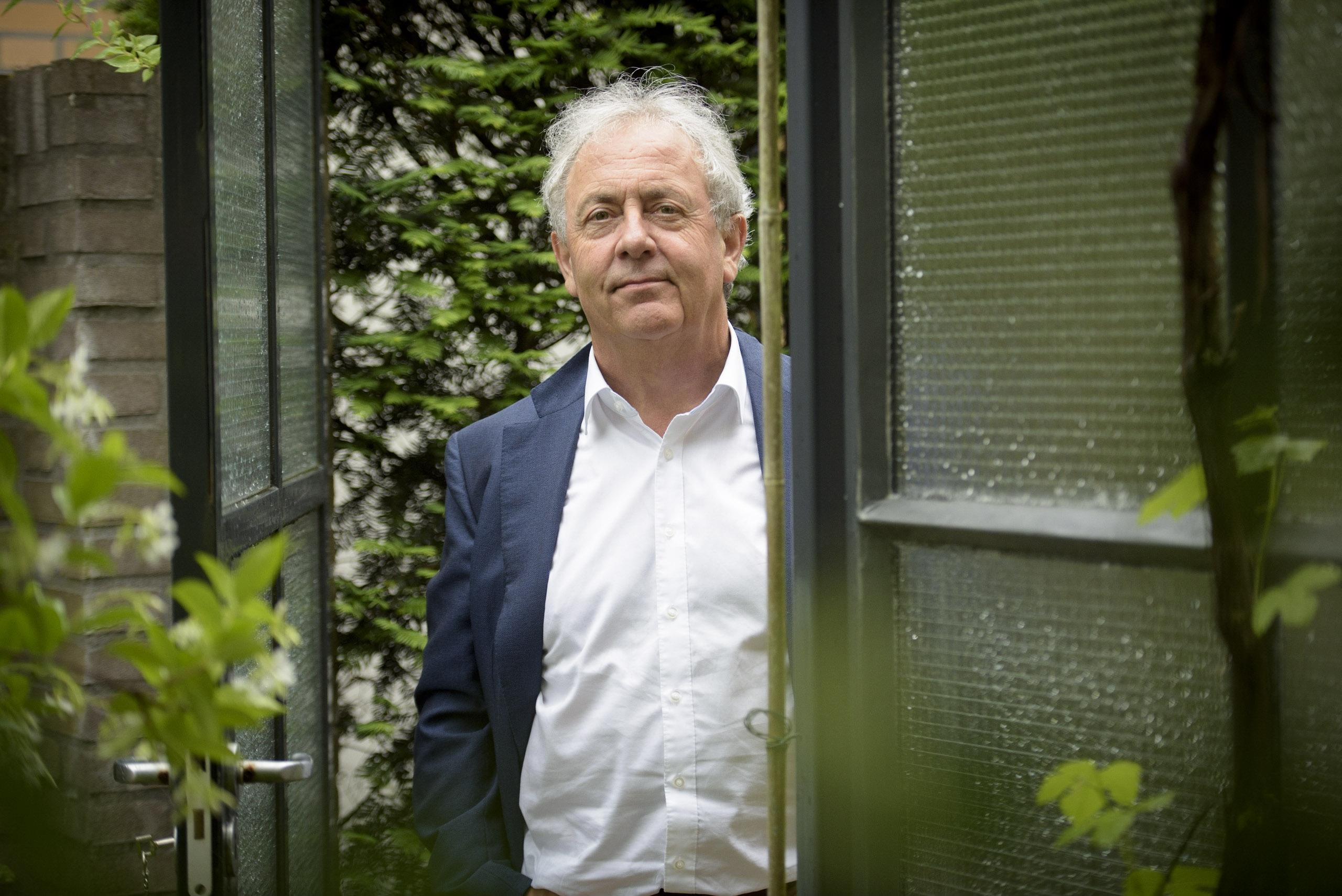Pieter Huijbregts Voorzitter conceptueel bouwen