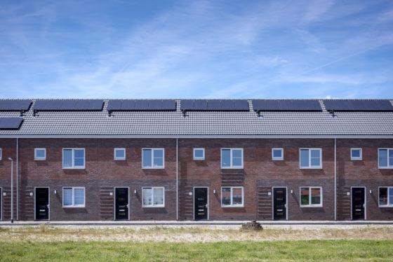 17 procent meer nieuwbouwwoningen; Amsterdam trekt nog harder de kar