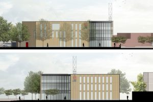 Zuidplas bouwt aan nieuw gemeentehuis in Nieuwerkerk