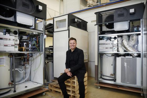 """Jan Willem van de Groep: """"De industrie accepteert me nu beter"""""""