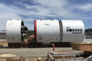 Tunnelboorbedrijf Elon Musk krijgt miljardenklus