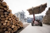 Houtwolfabriek Knauf Insulation in Oosterhout wordt logistieke hub