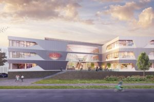 Dura Vermeer bouwt Europees hoofdkantoor DuPont in Leiden