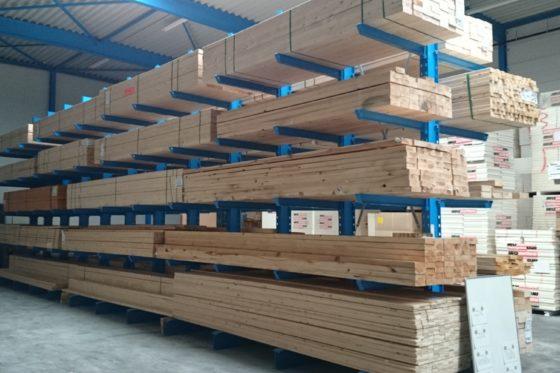Prijs van bouwhout stijgt naar ongekende hoogte