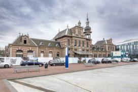 Uit de bouwkeet: de restauratie van het oude station van Delft