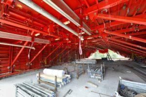 Tunnelkist tot 11 meter breekt met alle grenzen