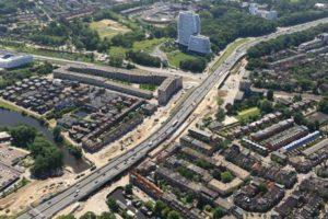 Ring Groningen A7 nu al twee jaar vertraagd: Ontwerp blijkt complexer