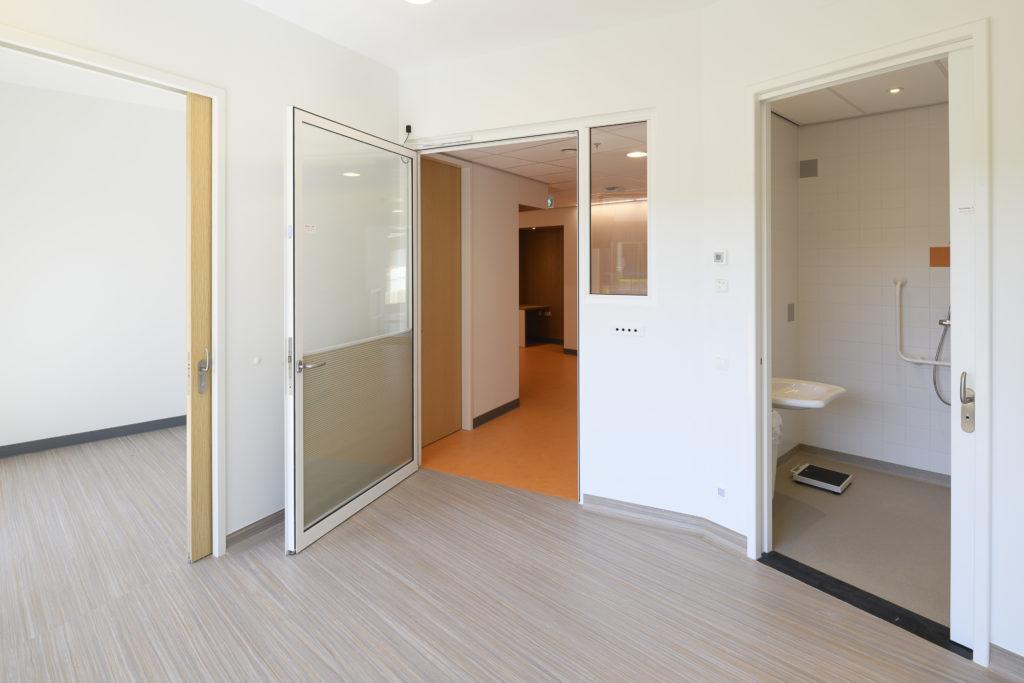 Ouderkind-kamer Knauf