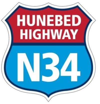 Maaiveld | Route 66 verbleekt bij Drentse Hunebed Highway