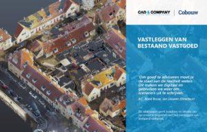 Cad & Co Vastleggen van bestaand vastgoed