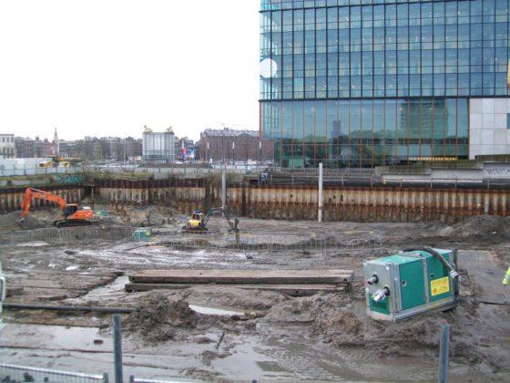 Züblin start bouw mega-kantoor Booking.com