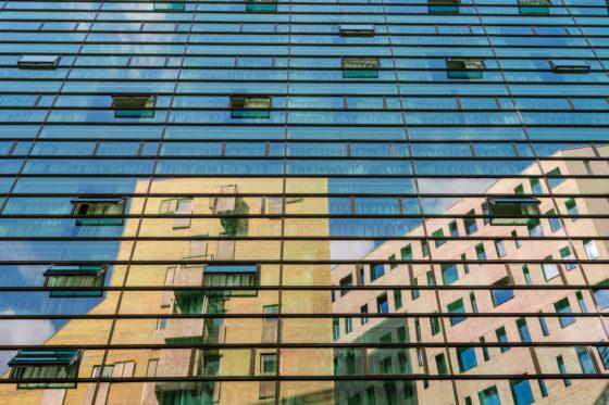 Recordaantal kantoren in regio Amsterdam omgebouwd tot woningen